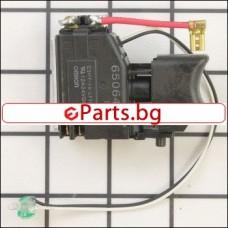 8-Прекъсвач за Акумулаторен Винтоверт Makita DF330D 10.8V